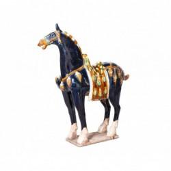 caballo de ceramica con...