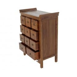 mueble auxiliar con 11 Cajones