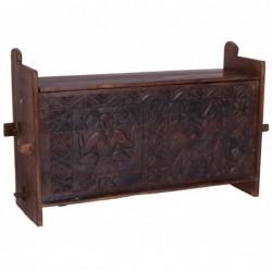 arcón aparador de madera...