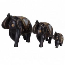 set de tres elefantes de...