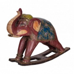 figura de elefante con...